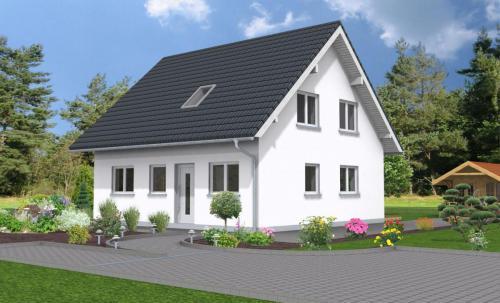 Haus Alto 600 - 139 qm Wohnfläche - 4 Zimmer