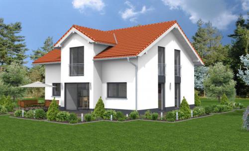 Haus Calvus 620 - 156 qm Wohnfläche - 6 Zimmer