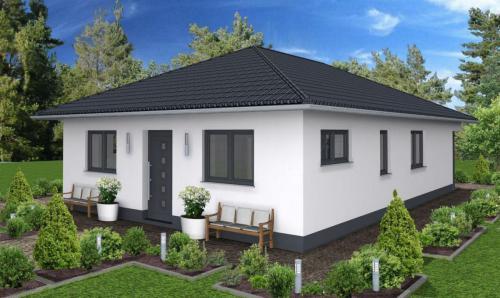 Bungalow Cumulus 530 - 89 qm Wohnfläche - 3 Zimmer