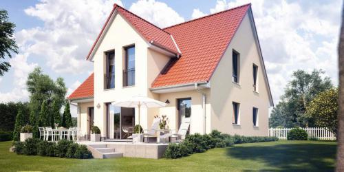 Haus Alto H10 - 160 qm Wohnfläche + 80 m² Keller - 5 Zimmer + 3 Kellerräume