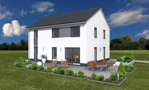 Haus Calvus 630 - 161 qm Wohnfläche - 6 Zimmer