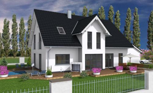 Haus Alto 741 -217 qm Wohnfläche - 6 Zimmer - 3 Bäder