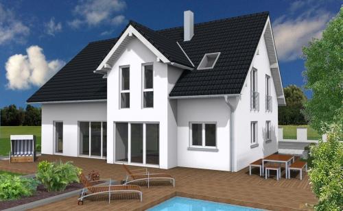 Haus Alto 741 - 246 qm Wohnfläche - 6 Zimmer - 3 Bäder