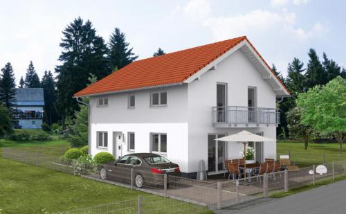 Haus Calvus U10 - 138 qm Wohnfläche - 6 Zimmer